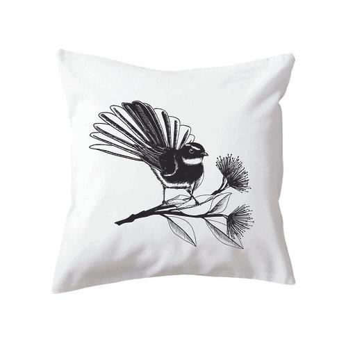 Cushion Piwakawaka