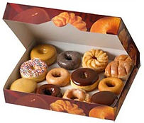 Tim Hortons Donuts 12 Pack