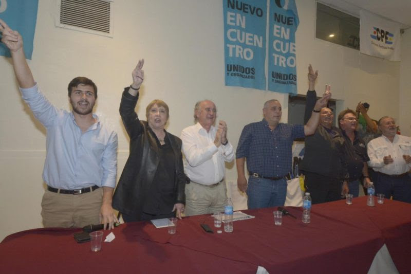 Presentación del Instituto Patria en Corrientes