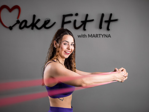Make Fit It - with Martyna Gorwa