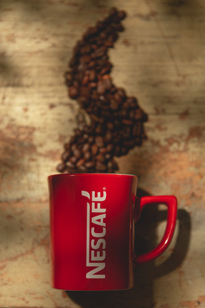CUP of NESCAFE