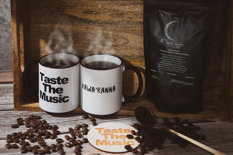 Sesja reklamowa MOON CAFE  i TASTE THE MUSIC