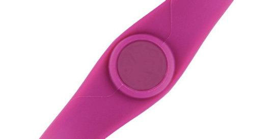 Magnetic sport bracelet fuchsia