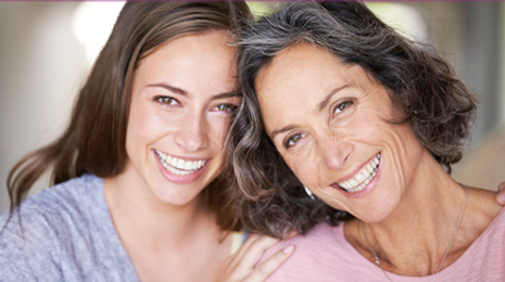 Two smiling women with Magnetix Wellness in Australia
