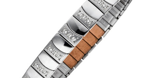 Flexi Magnetic Bracelet with Copper, SKU 4456