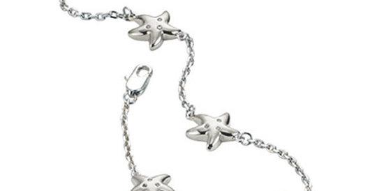 Magnetic Anklet Elegance Starfish