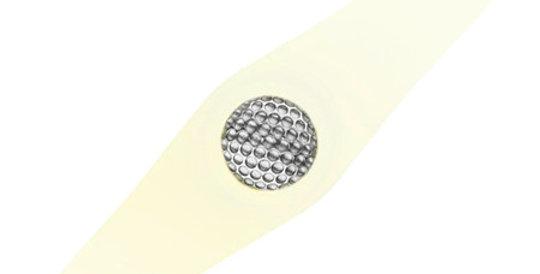 Magnetic Central Element Tennis for Sport Bracelet, Magnetix