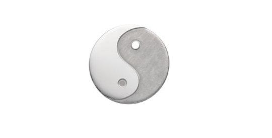 Cover plate Yin Yang, SKU4466