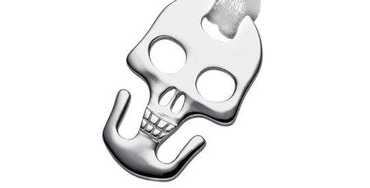 Magnetic Pendant Skull