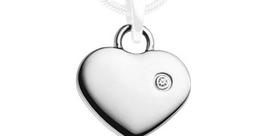 Magnetic Pendant/Collar accessory for Pets Heart