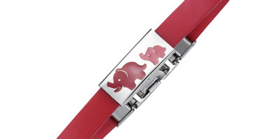 Kids Magnetic Bracelet Elephants
