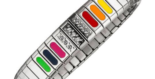 Flexi Magnetic Therapy Bracelet Chakra, SKU 4557