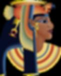 Cleopatra wears Magnetic Bracelets