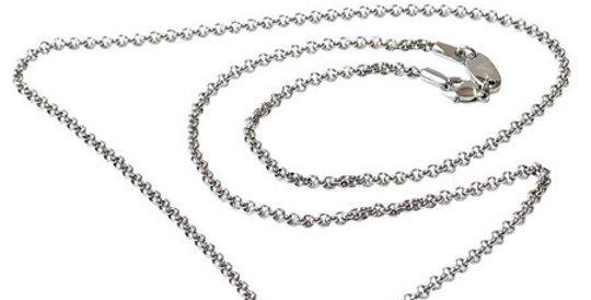 Magnetic Necklace, 90 cm long