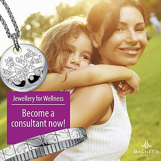 Jewellery for Wellness. Become a consultant now!