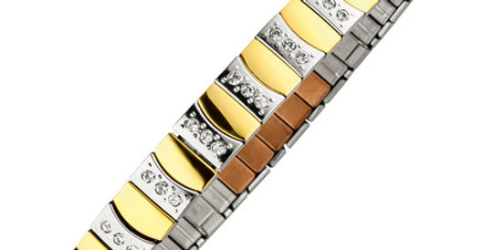Flexi Magnetic Bracelet with Copper, SKU 4457