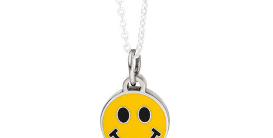 Kids Magnetic Pendant Smiley
