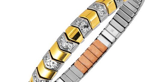 Copper magnetic bracelet 2223