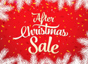 After Christmas Sale is now on!