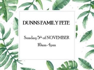 Magnetix Wellness Australia Stall at Dunns Family Fete last Sunday