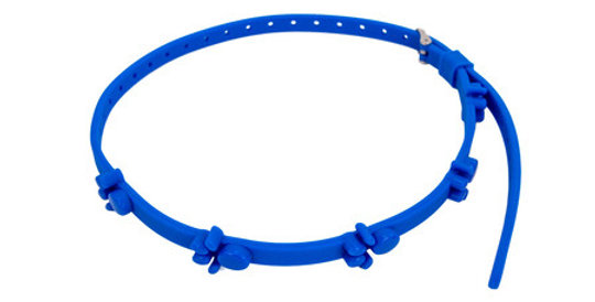 Magnetic Dog Collar with Negative Ions