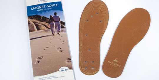 Magnetic Shoe Insoles