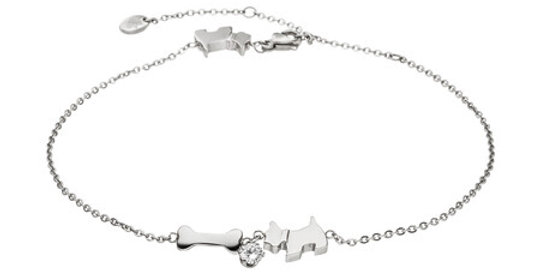 Magnetic Anklet Scotty the Dog