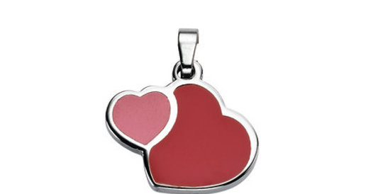 kids magnetic pendant Hearts