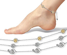 Magnetic anklets for Pain relief & Arthritis, Magnetix Wellness Australia, Magnet therapy