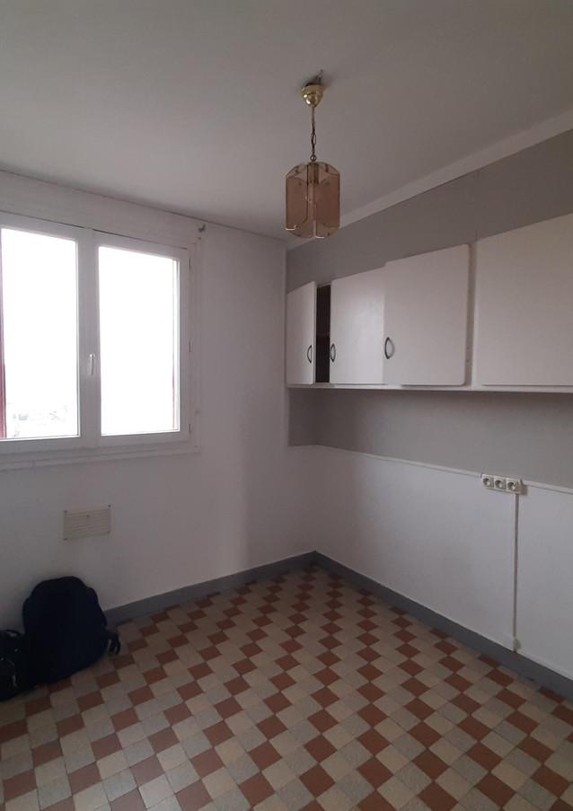 Rénovation d'une cuisine vieillotte