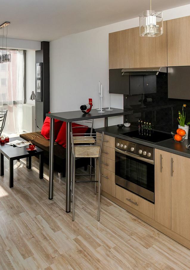Cuisine d'appartement