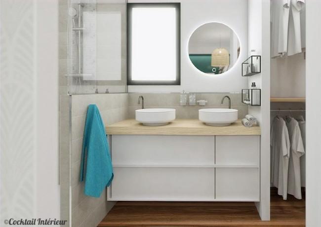 Salle de bains de vos rêves