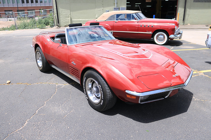 1970 Chevy Corvette