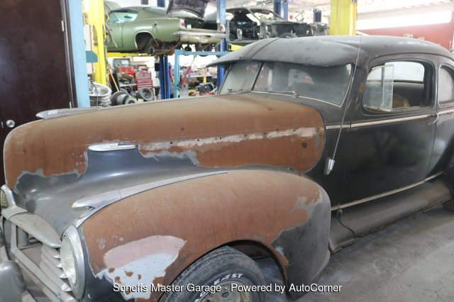 1946 Hudson Super Six Coupe