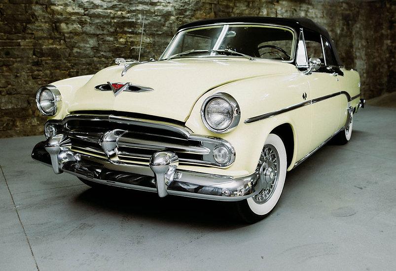 1954 Dodge Royal Pace Car Convertible