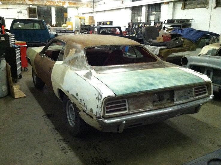 1970 Plymouth Cuda 340