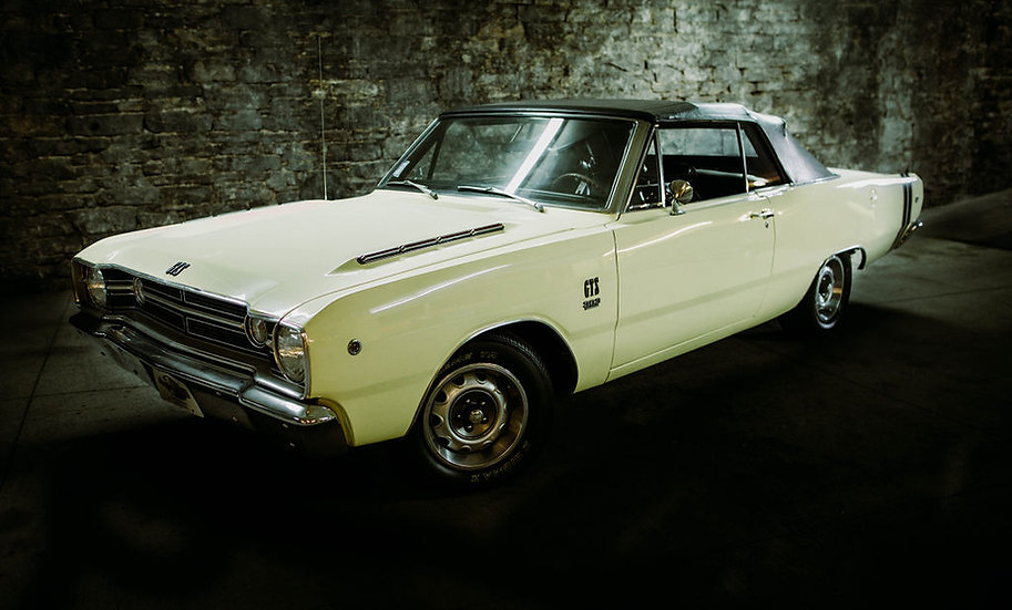 1968 Dodge Dart GTS Convertible