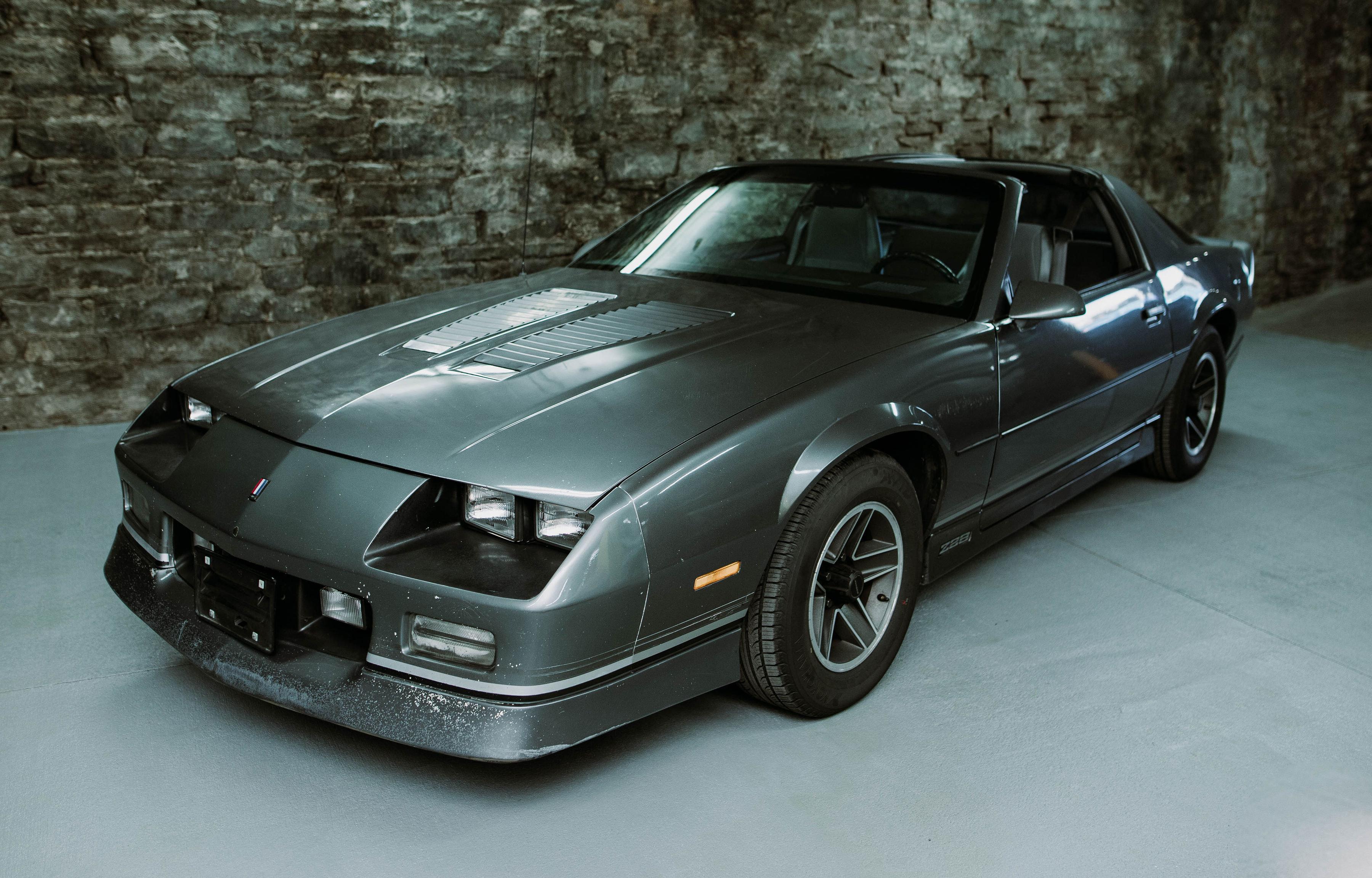 1986 Chevy Camaro Z28 | Soneffsmastergarage