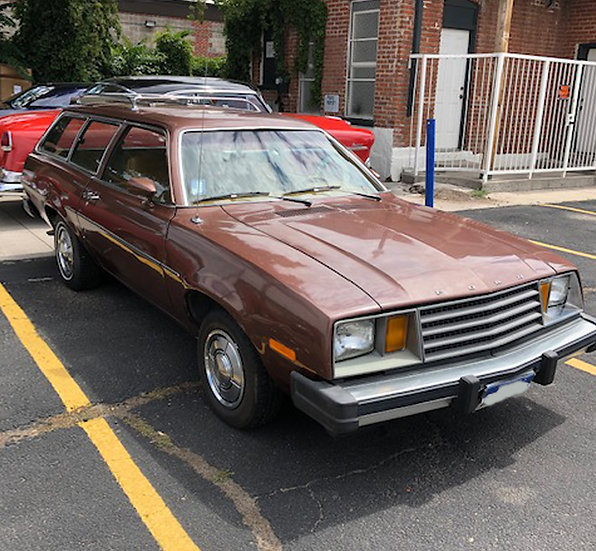1980 Ford Pinto