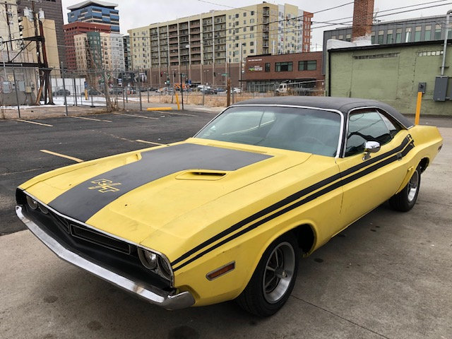 1971 Dodge Challenger R/T Coupe