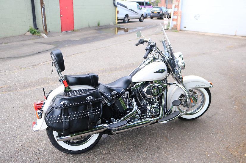 2014 Harley Davidson Heritage Softail