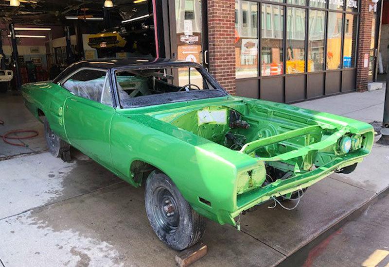 1969 Dodge Superbee A12