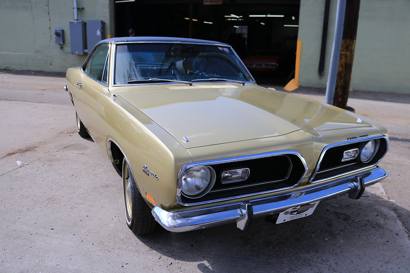 1969 Plymouth Barracuda 340