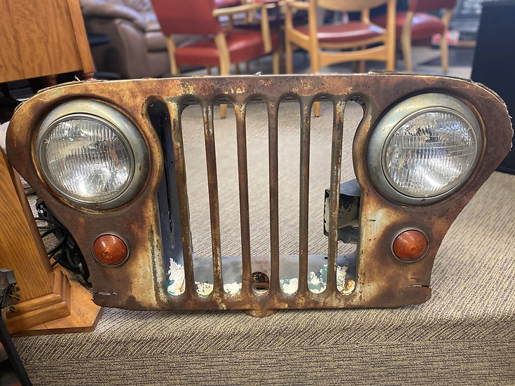 1965 Jeep/ Willies Grille