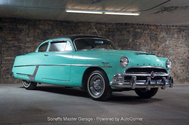 1954 Hudson Club Coupe Hornet Special