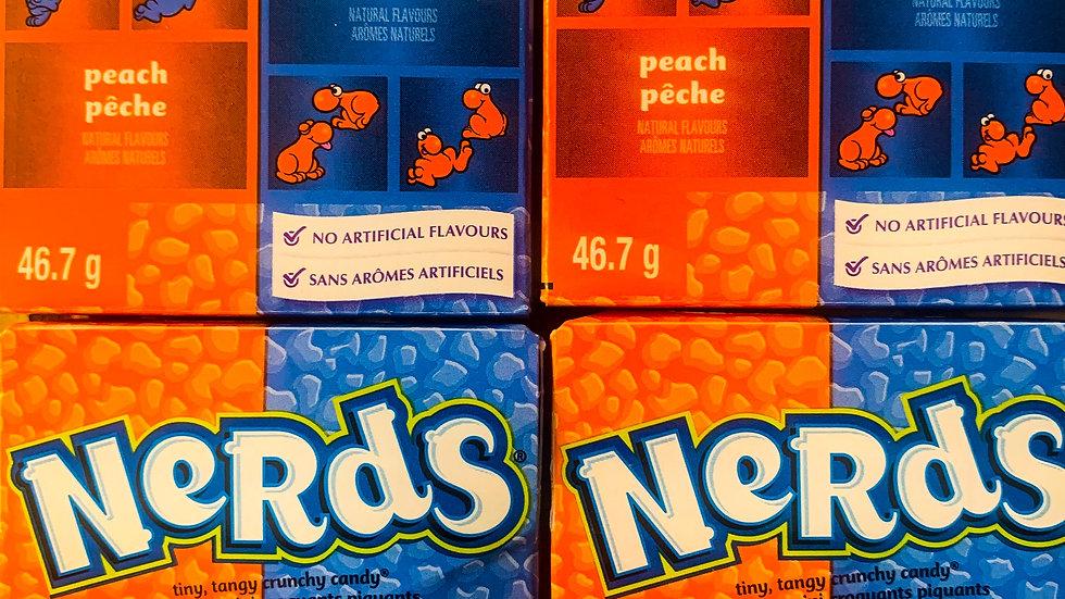 Peach & Wild Berry Nerds