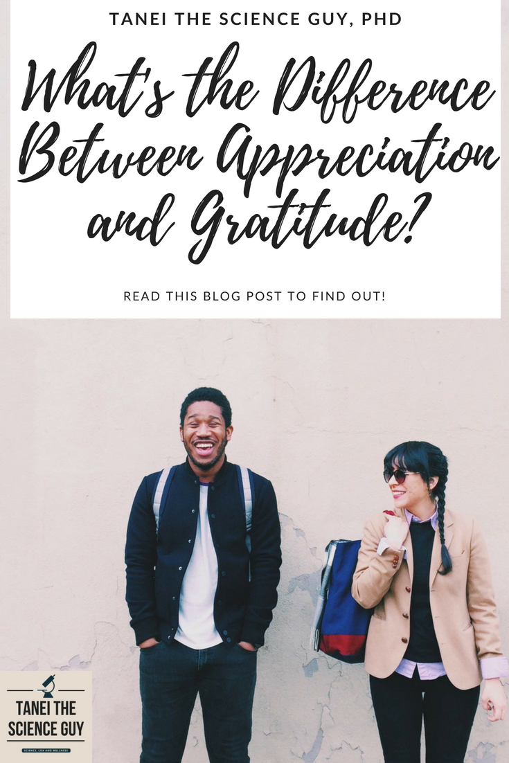 This article talks about the difference between appreciation and gratitude. It's an important distinction to make when it comes to manifesting your desires!