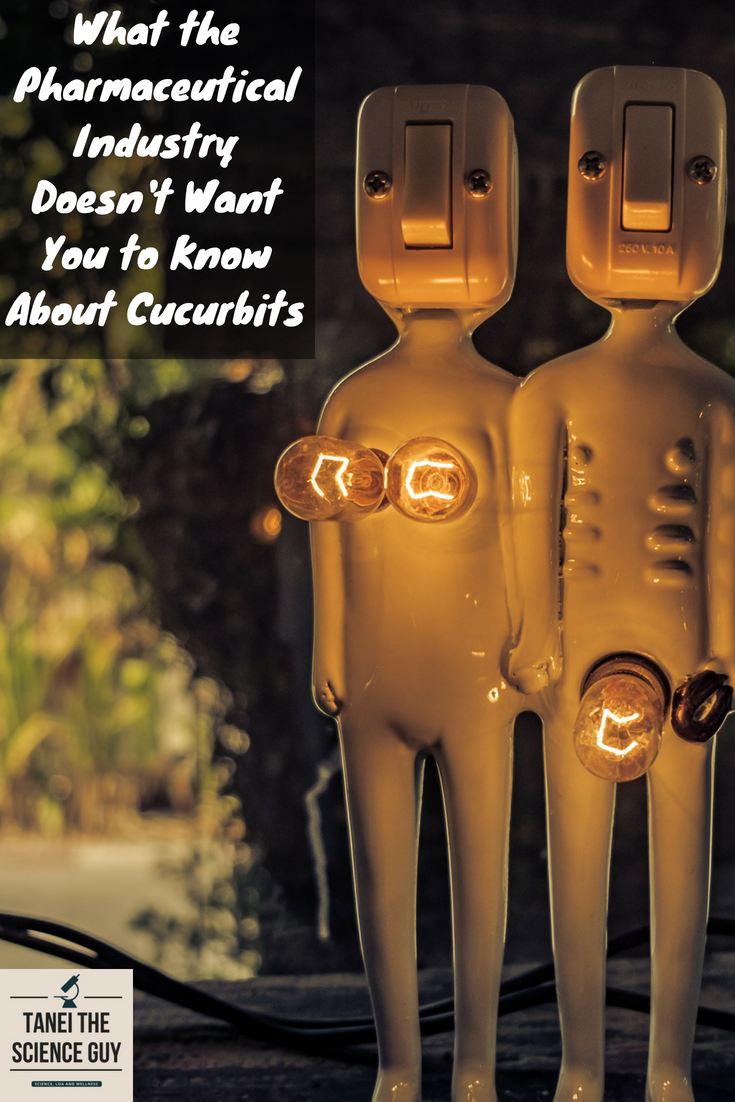 Read this blog post to find out the dirty little secret about cucurbits that pharmaceutical companies don't want you to know!