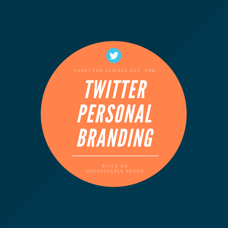 Twitter Personal Brand Consulting