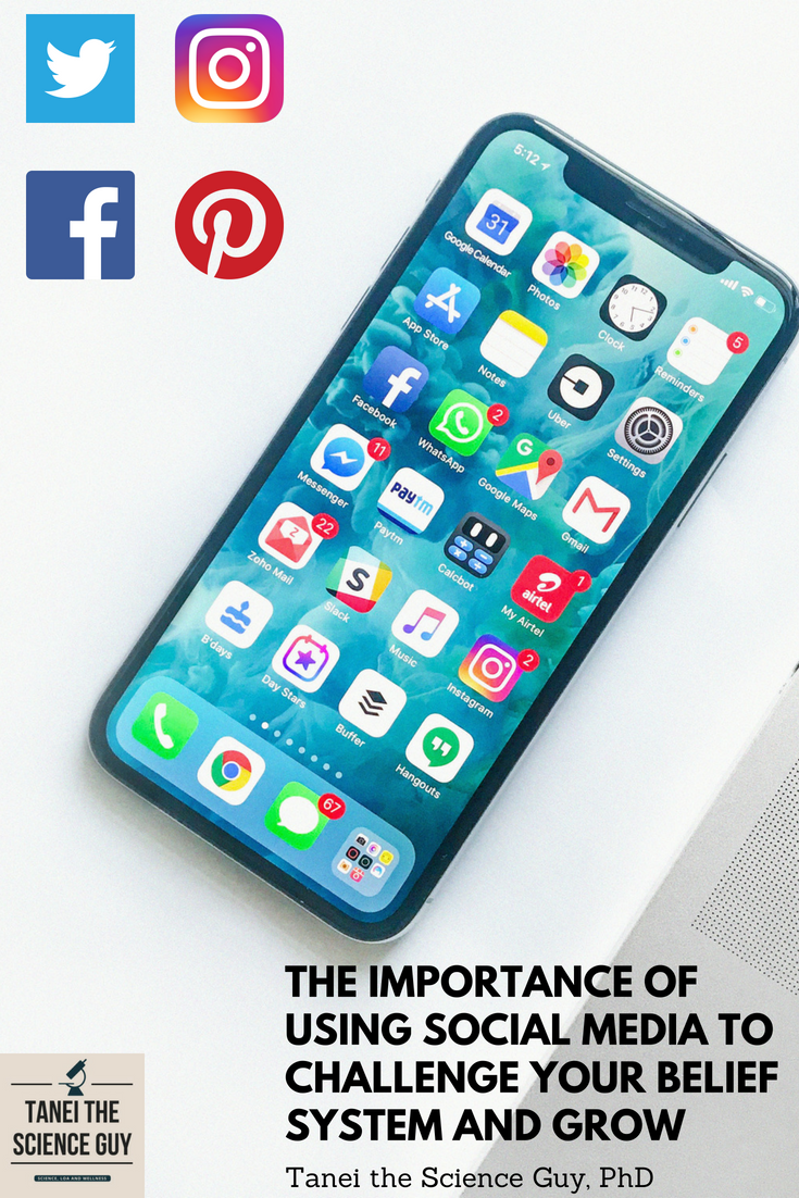 Social media sites like facebook, twitter, instagram, and pinterest can be used to help you grow and this blog post will teach you how!